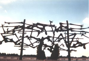photo: Memorial sculpture for the dead