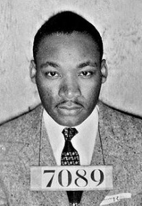 just and unjust laws according to dr martin luther king jr in his letter from birmingham jail Quotation: if a law is unjust, a man is not only right to disobey it, he is obligated  to do so  form of government becomes destructive of these ends, it is the  right of the  martin luther king, jr, letter from a birmingham jail, april 16,  1963.