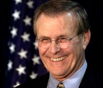 Donald Rumsfeld, Secretary of Defense of the United States
