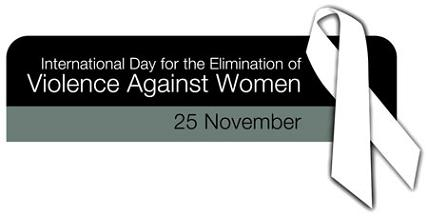 International Day for the Elimination of Violence Against Women: November 25th