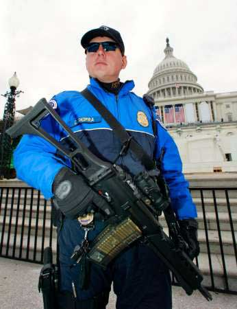 9/11 Anniversary: Launching Another Decade of False Flag Terror dc capitol police 350px
