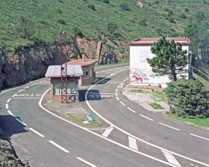 French/Spanish border crossing